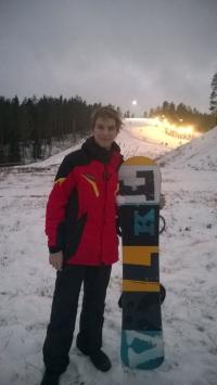 Зимние каникулы Семёна Депутатова