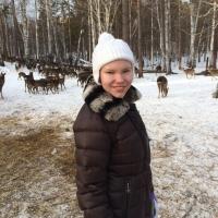 Зимние каникулы Ангелиной Мухиной