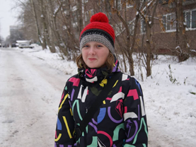 Делюсто Юлия. Зимние каникулы.