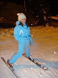 Зимние школьные каникулы в Финляндии. Лиза Самойлова