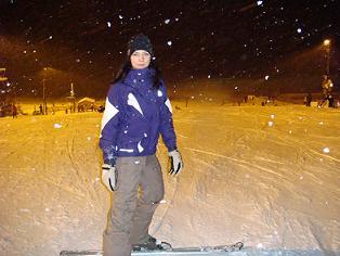 Детский лагерь на зимние каникулы. Лена Яицкая