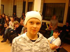 На зимних каникулах в Финляндии! Владислав Лахматурин