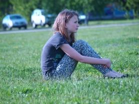 Летние каникулы 2010. Ира Кузьмина