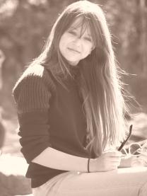Летние каникулы 2010. Лиза Палий