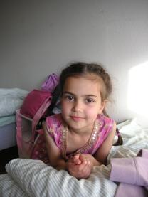 Летние каникулы 2010. София Арай