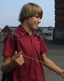 Летние каникулы 2010. Юра Сергачев
