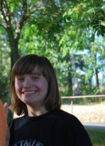 Летние каникулы 2010. Карина Малютина и Аня Пушкарская