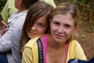 Петровская Дарья и Баландина Софья