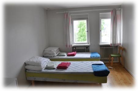 комната в колледже в Финляндии