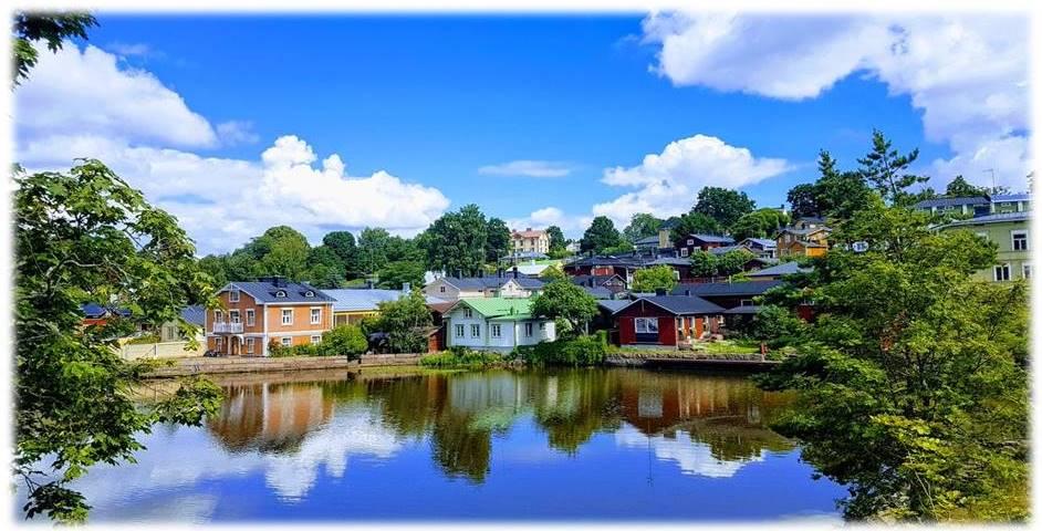 детский лагерь на лето в Финляндии
