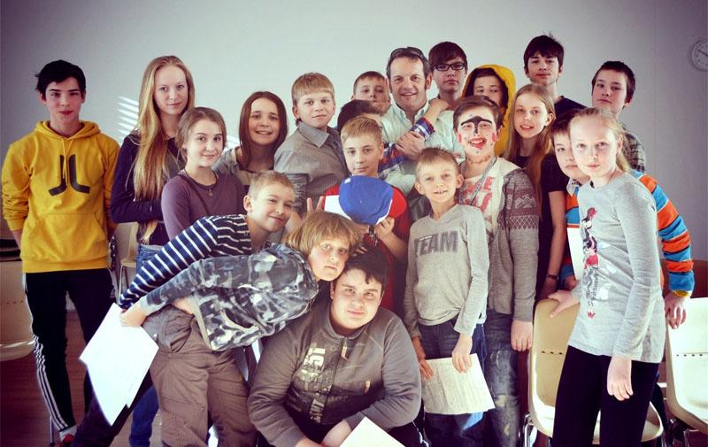 английский для подростков в Финляндии
