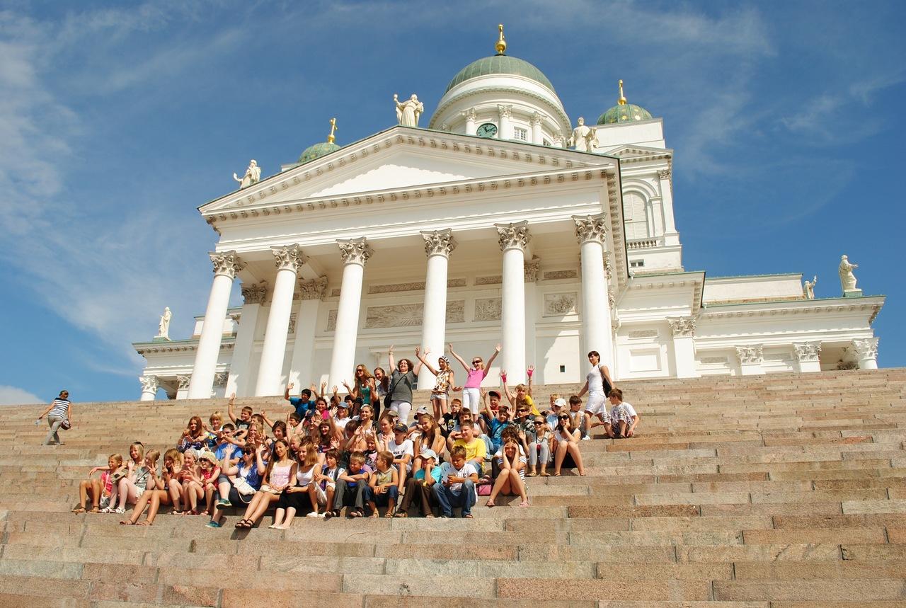 языковой лагерь в Финляндии для подростков