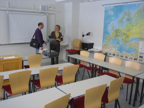 лагерь английского языка в Финляндии
