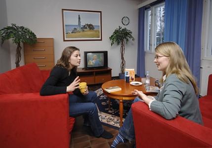 каникулы в языковом лагере в Финляндии