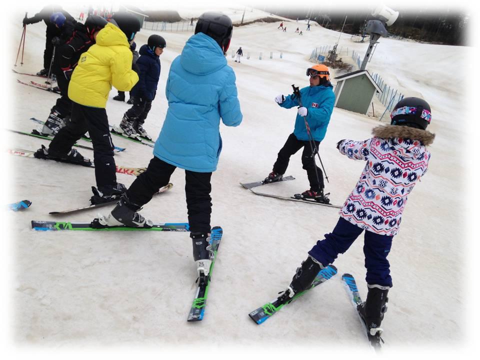 лагерь на новогодние каникулы в Финляндии